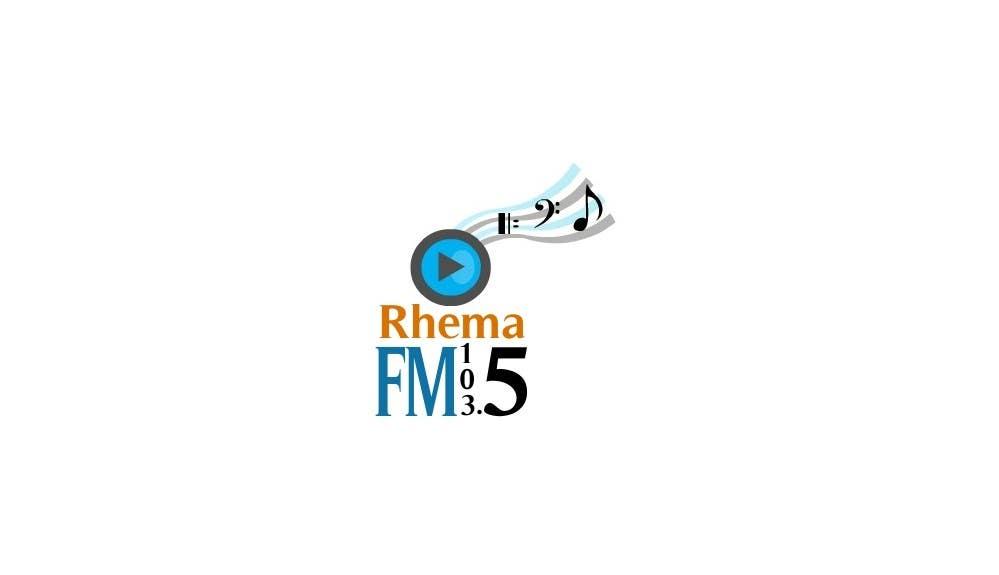 Konkurrenceindlæg #320 for Logo Design for Rhema FM 103.5