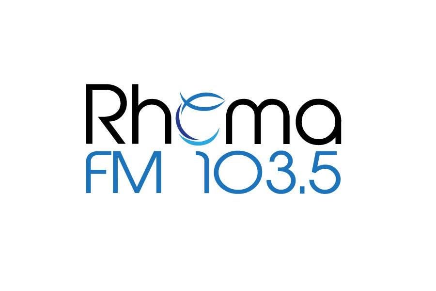Contest Entry #                                        380                                      for                                         Logo Design for Rhema FM 103.5