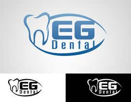 #65 for Design a logo for E G Dental af SteDimGR