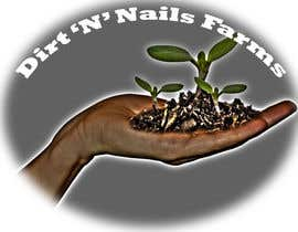 nº 8 pour Design a Logo for Dirt 'N' Nails Farms company par sgsuk