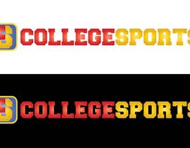DelicateCreation tarafından Design a Logo for COLLEGE SPORTS NETWORK (collegesports.net) için no 52