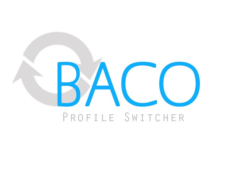 #5 for Design a logo of app: BACO ProfileSwitcher by khan89