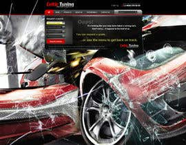 #29 for Custom 404 page design by kpk1l