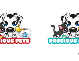 #29 for Design a Logo for a pet company af PearlyLim
