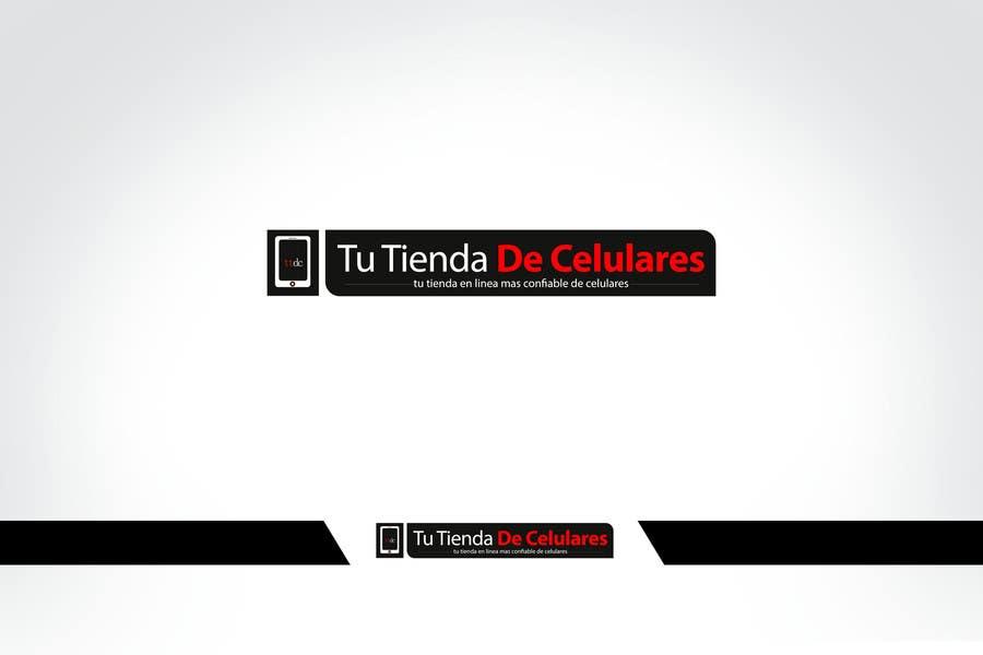 #6 for Logo design for Cellphones store by vigneshsmart