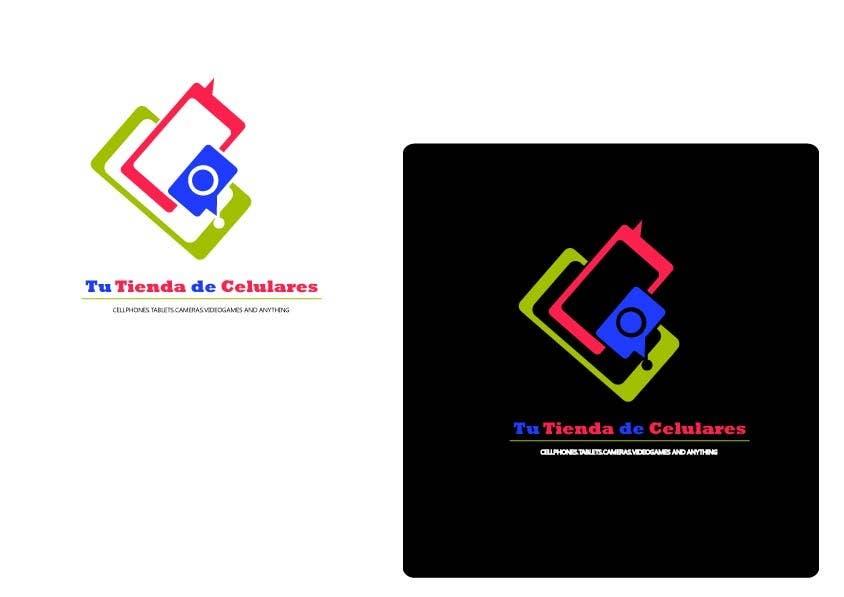 #42 for Logo design for Cellphones store by shobbypillai
