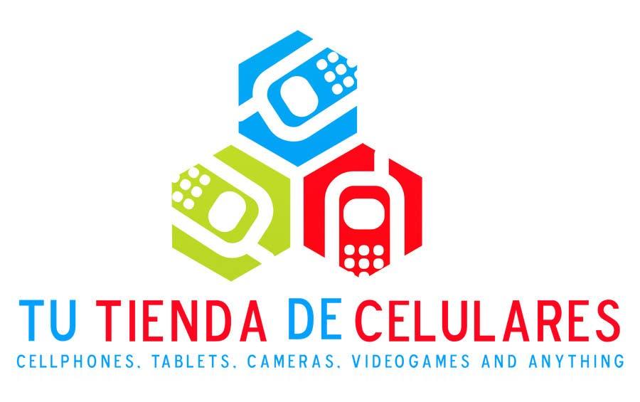#37 for Logo design for Cellphones store by premiumworks