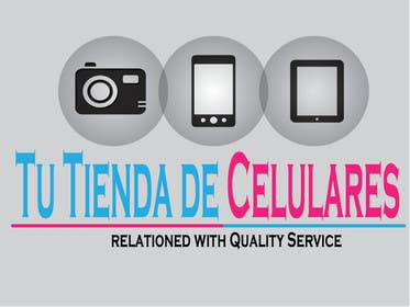 #67 para Logo design for Cellphones store por gpatel93
