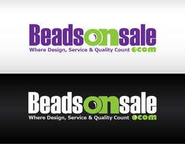 #405 для Logo Design for beadsonsale.com от appothena