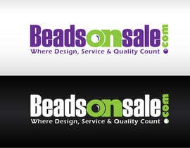 #403 para Logo Design for beadsonsale.com por appothena