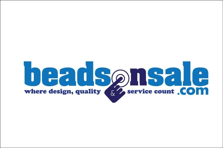 Конкурсная заявка №342 для Logo Design for beadsonsale.com