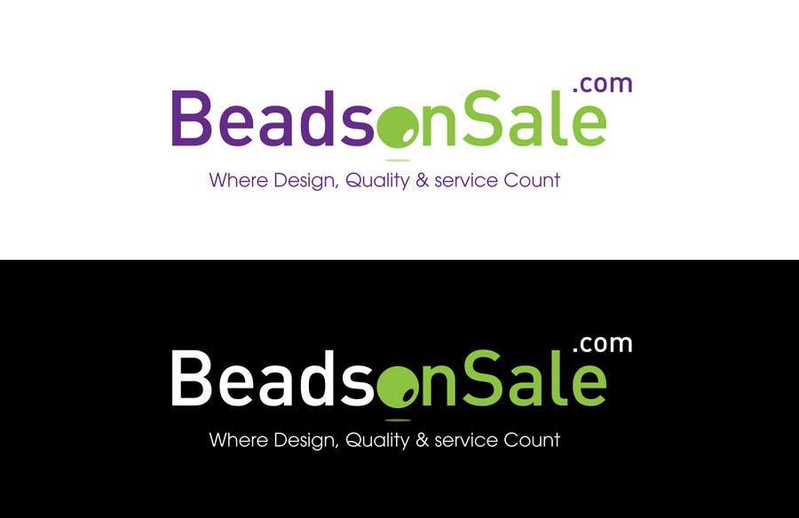 Конкурсная заявка №397 для Logo Design for beadsonsale.com