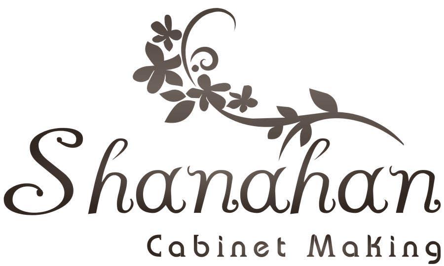 Penyertaan Peraduan #17 untuk Design a Logo for Shanahan Cabinet Making