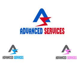 #42 for Design a Logo for Advanced Services LLC by jojohf