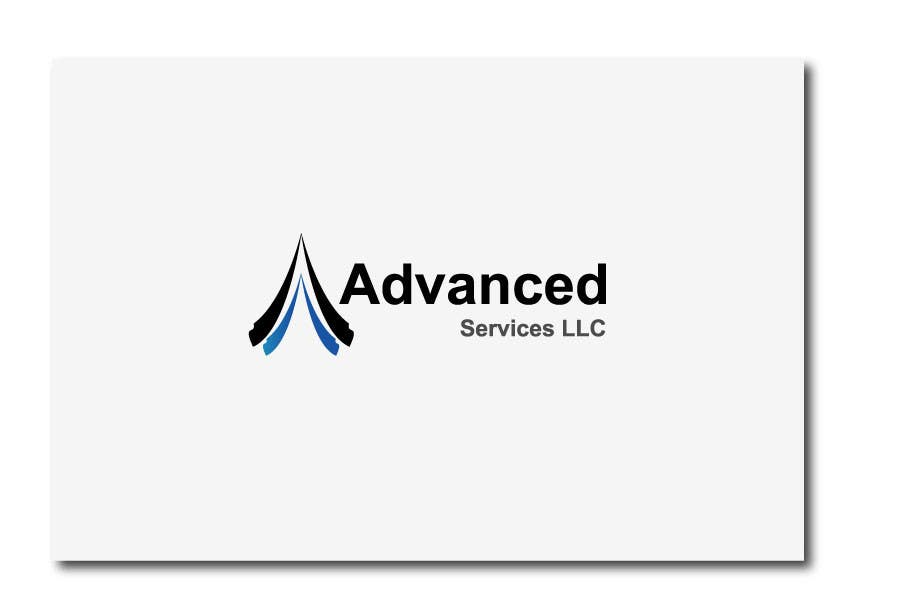 #20 for Design a Logo for Advanced Services LLC by won7