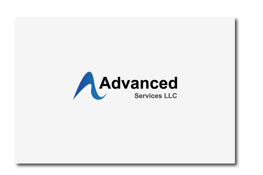 #21 for Design a Logo for Advanced Services LLC by won7