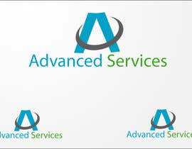 nº 23 pour Design a Logo for Advanced Services LLC par Woow8