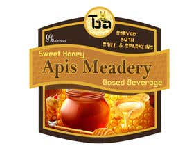 #16 for Graphic Design for 'Apis Meadery' by junaidaf