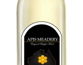 #43 для Graphic Design for 'Apis Meadery' от Taiju