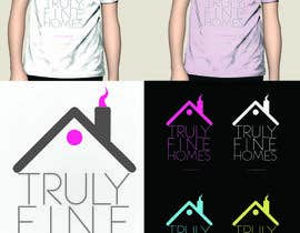 #72 for Design a Logo for Truly Fine Homes af elcnozdmr