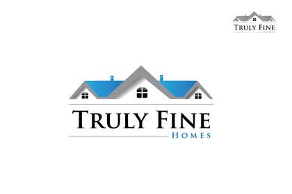 #31 para Design a Logo for Truly Fine Homes por iffikhan