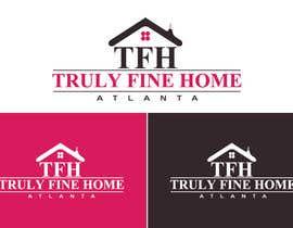 #114 for Design a Logo for Truly Fine Homes af kapadia552