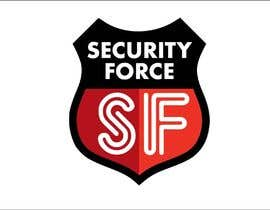 nº 119 pour Logo Design for Security Force par iakabir