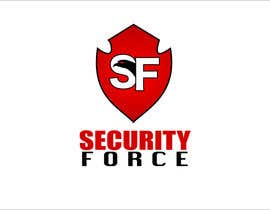 #187 para Logo Design for Security Force de designerdevilz