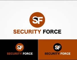 #97 para Logo Design for Security Force de designerdevilz