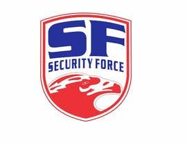 #126 para Logo Design for Security Force de dgrgoutam