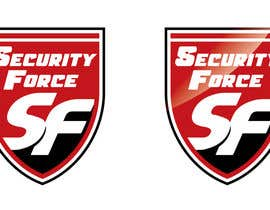 nº 18 pour Logo Design for Security Force par graphicmaestro