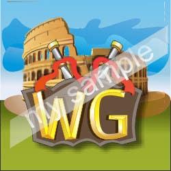 Inscrição nº                                         5                                      do Concurso para                                         Design a Logo for game website