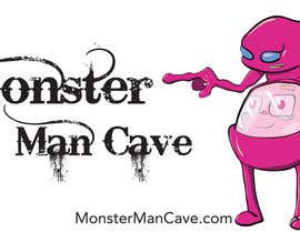 #6 for Design a Logo and Banner for MonsterManCave.com by dbridges