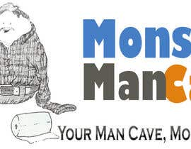 #26 for Design a Logo and Banner for MonsterManCave.com af developingtech
