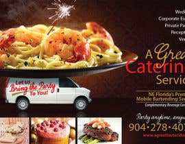 #44 for Design a Flyer for Catering and a Bartending Business - Future Work Needed Also af r063rabad