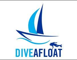 nº 53 pour Logo Design for Diveafloat. par moro2707