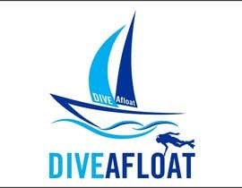 nº 54 pour Logo Design for Diveafloat. par moro2707