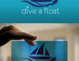 nº 9 pour Logo Design for Diveafloat. par elcnozdmr