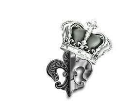 Creative Shoulder Tattoo Design Of Fleur De Lis With Crown Freelancer