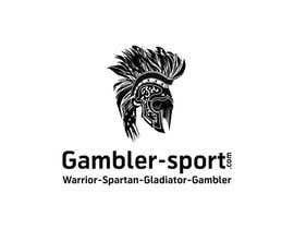 #93 for Logo design Warrior-Spartan-Gladiator-Gambler by Logoexpert1986