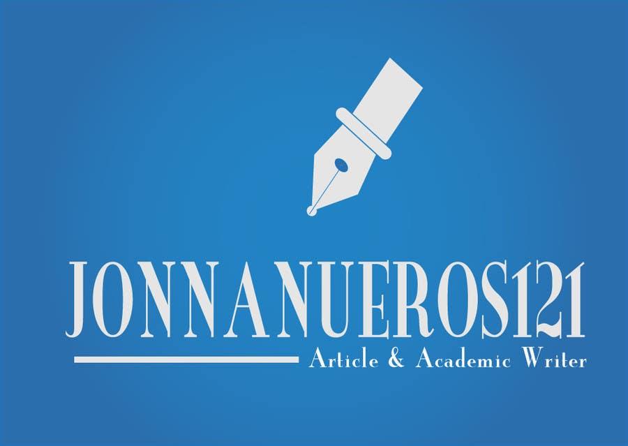 Inscrição nº 28 do Concurso para Design a Logo for JonnaNueros121
