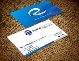 nº 20 pour Design some Business Cards for BUSINESS CARD FOR NEW ONLINE MARKETING AGENCY par ezesol