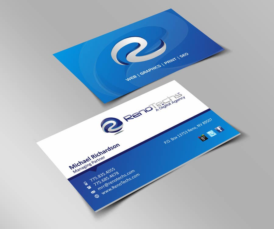 Bài tham dự cuộc thi #                                        25                                      cho                                         Design some Business Cards for BUSINESS CARD FOR NEW ONLINE MARKETING AGENCY