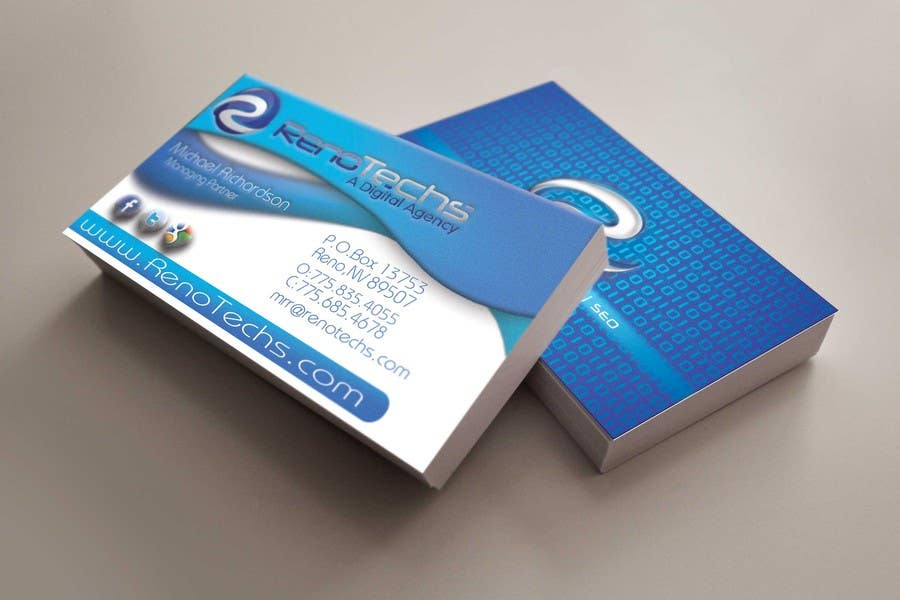Bài tham dự cuộc thi #                                        22                                      cho                                         Design some Business Cards for BUSINESS CARD FOR NEW ONLINE MARKETING AGENCY