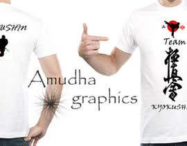#10 cho Design a T-Shirt for karate organization bởi amudhaeswari