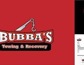 #4 para Towing Company Logo - BUBBA'S TOWING por ctate