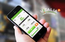 "Contest Entry #120 for Design for mobile app ""Vitalia tracker"" (design only)"
