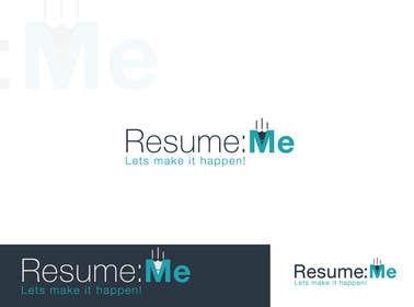 #71 for Logo and Business Card for Resume:Me by kdneel