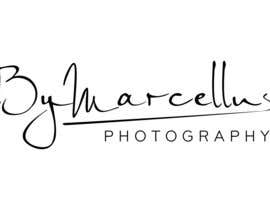 nº 54 pour design a logo for ByMarcellus photography and art direction par moro2707
