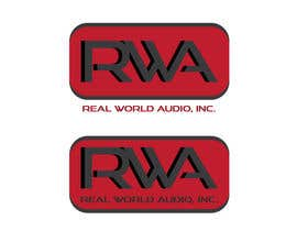 #20 para Design a Logo for RWA por PeterPanek